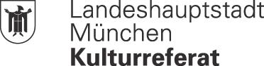 Logo Kulturreferat Landeshauptstadt München